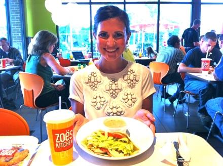 Diva at Zoe's